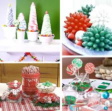 christmas candy buffet ideas christmas candy display for a more modern tribute our