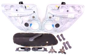 manual crank window conversion swap kit 99 05 vw jetta golf mk4