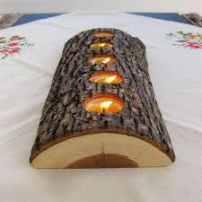Wood Home Decor Rustic Decor Ideas Using Logs Recycled Things