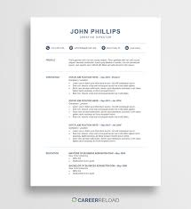 modern resume template free download docx viewer download free resume templates free resources for job seekers