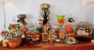 Candy For A Candy Buffet by Trend We Love Candy Buffets Bridalguide