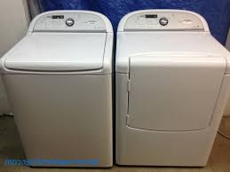 washer and dryer sets lowes