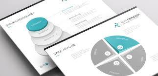 powerpoint design vorlage logo webdesign powerpoint vorlage für consultingfirma