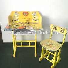 kids table and chair children furniture wooden child student