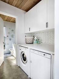 Modern Laundry Room Decor Best 70 Midcentury Modern Laundry Room Ideas Photos Houzz