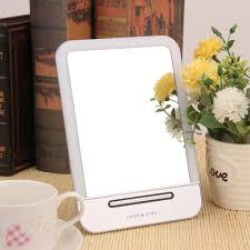 Makeup Mirror Light Online Get Cheap Silver Table Mirror Aliexpress Com Alibaba Group