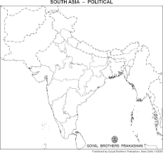 indian map blank images