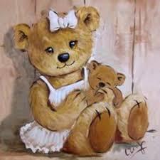 cadre ourson chambre bébé cadre ourson chambre bebe visuel 8