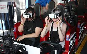 Six Flags Movies Six Flags Launches Virtual Reality Roller Coasters Travel Leisure