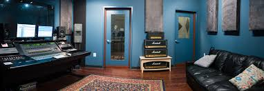 Recording Studio Layout by Herndon Music Studio Blue Room Productions Blue Room Productions