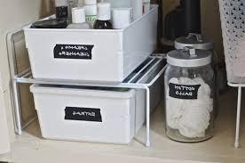 new under the bathroom sink organizer bathroom ideas