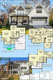 modern farmhouse floor plans 499 best house plans images on cottage country style
