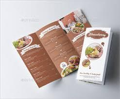 folded brochure single open gate fold brochure template gate fold