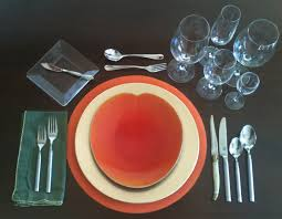 How To Set A Table Properly by How To Set A Table Properly Good Manners Youtube Loversiq