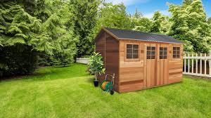 cedar storage sheds cedar garden sheds for sale stilla