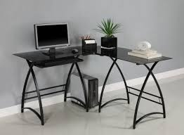 Z Line L Shaped Desk by Latitude Run Cloer L Shaped Metal Computer Desk U0026 Reviews Wayfair