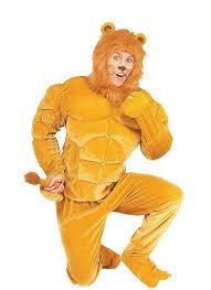 lion costume forum novelties men s twosomes lion costume