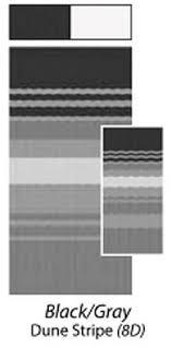 Replace Rv Awning Carefree Ju208d00 Replacement Rv Awning Fabric 20 U0027 Black Gray