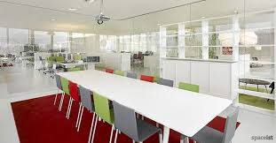 Joyn Conference Table White Meeting Tables