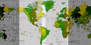 utc zone map zones utc 4 atlantic standard