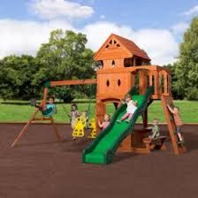 backyard discovery slide sam s club backyard discovery monterey cedar swing play set
