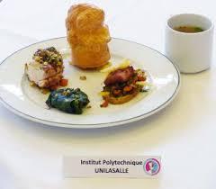 concours de cuisine concours de cuisine des grandes ecoles prix et podium pour unilasalle