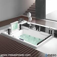 Wholesale Bathtubs Suppliers China 2 Two Person Luxury Contemporary Design Style Drop In