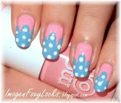 dripping nail art images nail art designs