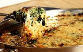 barefoot contessa cookbook recipe index cheesy spinach gratin the suburban soapbox