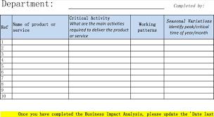 Analysis Template Excel Impact Analysis Template Thebridgesummit Co
