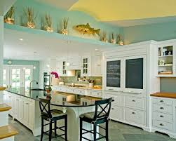 Interior Design Of Kitchens Coastal Paint Color Schemes Inspired From The Beach