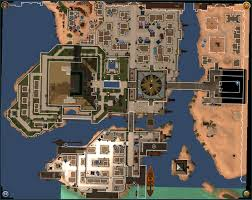 World Map Runescape by Map Of Menaphos With Resource And Skilling Locations Runescape