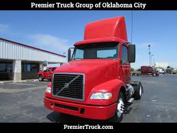 red volvo truck 2007 used volvo vnm42t200 at premier truck group serving u s a