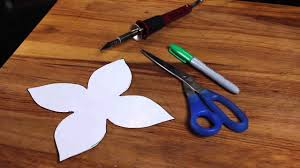 how to make wall decals from contact paper creative crafts youtube