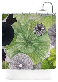 Green And Gray Shower Curtain Green And Gray Curtains Krepim Club
