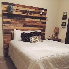 Pallet Wood Headboard Pallet Wood Headboard Lush Ideas Ideas With Pallets