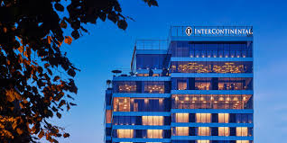 welcome intercontinental ljubljana 5 star hotel slovenia