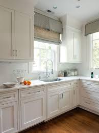 hard maple wood autumn glass panel door kitchen window treatments