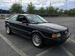 1990 audi quattro coupe 1990 audi coupe quattro 2 3 5cyl 5speed for sale photos