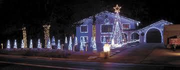 christmas light display to music near me light display is music to shoreview s ears news presspubs com