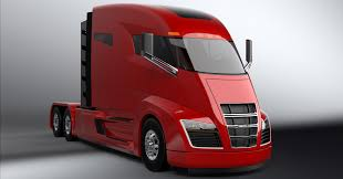 truck nikola one electric truck running prototype to be unveiled dec 2
