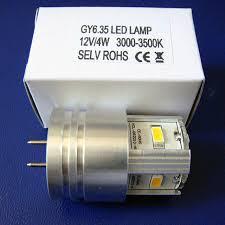 high quality 12v 4w gy6 35 led reading lights 24v g6 35 led bulb led
