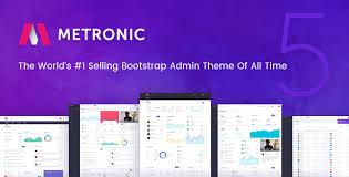 metronic responsive admin dashboard template v5 0 3 download