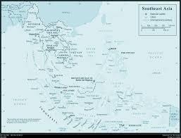 Southeast Asia Map by Southeast Asia 1 U2022 Mapsof Net