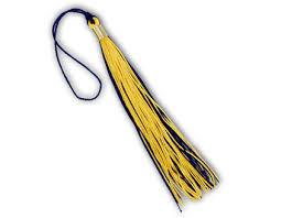 gold tassel graduation graduation archive sigma alpha lambda