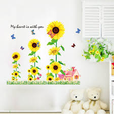 Sunflowers Decorations Home by Simple Home Decorating Ideas For Decoration Or C In Kitchen Design