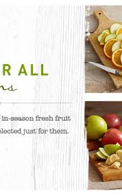 fresh fruit delivery monthly monthly fruit club cherry moon farms