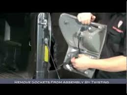 2010 toyota tundra tail light bulb replacement spyder auto install 2007 13 toyota tundra led tail lights youtube