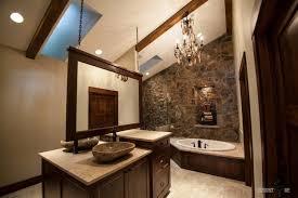 21 modern stone wall bathroom designs decorating ideas design