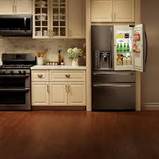 what color cabinets match black stainless steel appliances photos hgtv